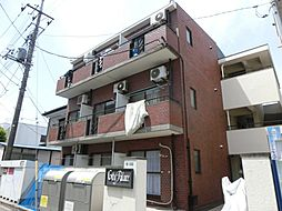 埼玉県鴻巣市東2丁目の賃貸アパートの外観