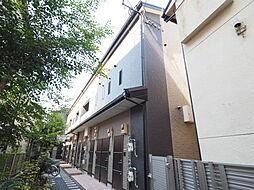 レオン京橋[2階]の外観