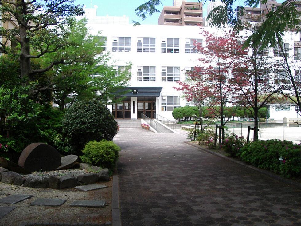 周辺(冨士中学校)