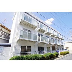 奈良県生駒郡斑鳩町興留9丁目の賃貸マンションの外観