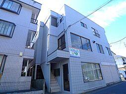 新井コーポ[301号室]の外観