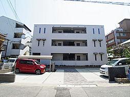 兵庫県神戸市須磨区磯馴町4丁目の賃貸アパートの外観