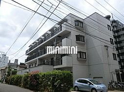 Chez moi三番丁[3階]の外観