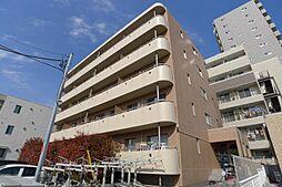 千葉県鎌ケ谷市新鎌ケ谷1丁目の賃貸マンションの外観
