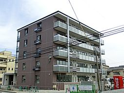 サニーコート津福[2階]の外観