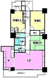 サウスフロントタワー町田 16階