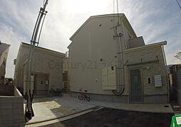兵庫県西宮市上ケ原九番町の賃貸マンションの外観