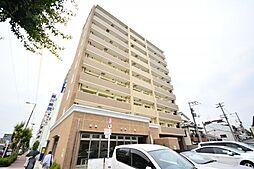 大阪府大阪市阿倍野区昭和町4丁目の賃貸マンションの外観