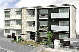 岡山県総社市総社2丁目の賃貸アパートの外観