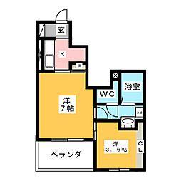 国府駅 4.7万円