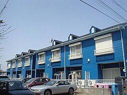 [テラスハウス] 東京都東久留米市中央町1丁目 の賃貸【/】の外観