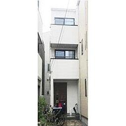[一戸建] 神奈川県川崎市中原区木月4丁目 の賃貸【/】の外観