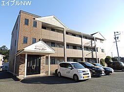 三重県松阪市下村町の賃貸マンションの外観
