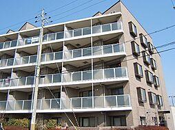 京都府京都市西京区下津林番条町の賃貸マンションの外観