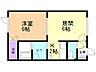 間取り,1DK,面積32.4m2,賃料4.8万円,バス くしろバス星が浦SS下車 徒歩4分,,北海道釧路市星が浦大通2丁目7-26