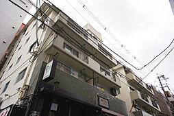 兵庫県神戸市中央区多聞通4丁目の賃貸マンションの外観