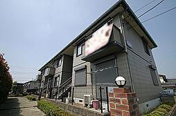 グリーンエイト A棟[101号室]の外観