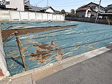 3号地付近 現地写真 世田谷区桜上水5丁目
