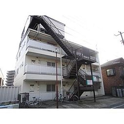 神奈川県厚木市戸室2丁目の賃貸マンションの外観