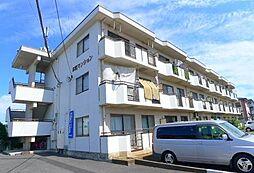 千葉県松戸市千駄堀の賃貸マンションの外観