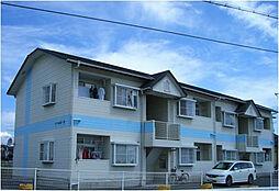 滋賀県甲賀市水口町水口の賃貸アパートの外観