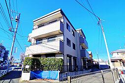 東京都清瀬市元町2丁目の賃貸マンションの外観
