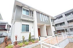 愛知県名古屋市守山区大字下志段味字石米の賃貸アパートの外観