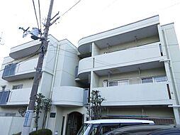 大阪府四條畷市南野5丁目の賃貸マンションの外観