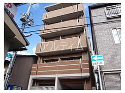 アルティスタ三条[2階]の外観