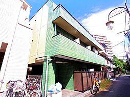グリーンコート久米川[2階]の外観