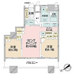 パークシティ武蔵小杉グランドウイングタワー