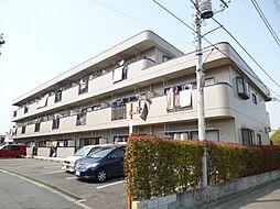 東京都青梅市長淵4丁目の賃貸マンションの外観