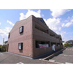 京都府木津川市州見台3丁目の賃貸マンションの外観