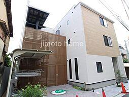 大阪府吹田市山手町2丁目の賃貸アパートの外観