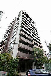 大阪府大阪市西区靱本町3丁目の賃貸マンションの外観