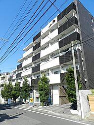 カスタリア戸越駅前[2階]の外観