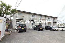 岡山県岡山市南区松浜町丁目なしの賃貸アパートの外観