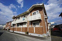 パピオコート柳瀬[2階]の外観