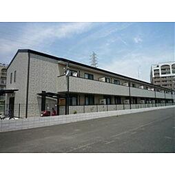大阪府高槻市城東町の賃貸アパートの外観