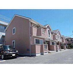 神奈川県小田原市寿町5丁目の賃貸アパートの外観