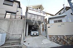 [一戸建] 兵庫県神戸市須磨区須磨寺町2丁目 の賃貸【/】の外観