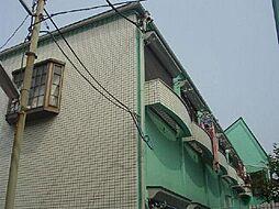 プラザドゥモーリスB棟[2階]の外観