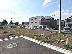 5号地付近 現地写真 小平市鈴木町1丁目