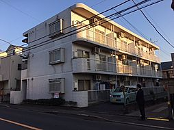 東京都三鷹市大沢3丁目の賃貸マンションの外観