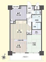 ライオンズマンション東林間第3 5階 東林間駅歩5分