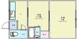 江坂駅 4.0万円