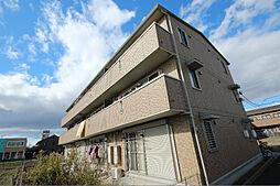 愛知県名古屋市中川区前田西町2丁目の賃貸アパートの外観