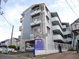 バンベール北花田[201号室]の外観