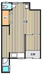 [テラスハウス] 大阪府守口市大庭町2丁目 の賃貸【/】の間取り