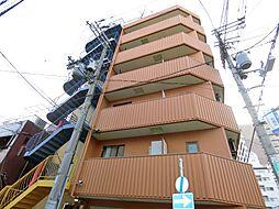 プレアール昭和町[4階]の外観